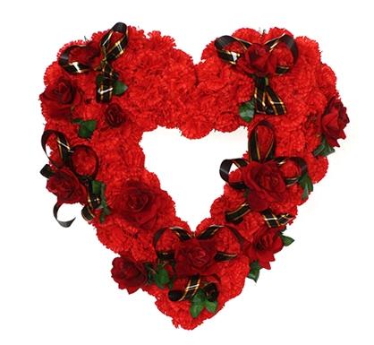 Траурное сердце «Кунео»